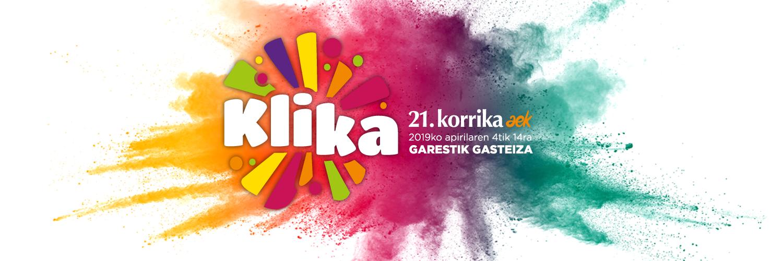 Resultado de imagen de korrika klika